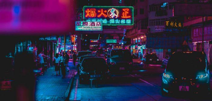 Gefahren im Nachtleben von Hong Kong